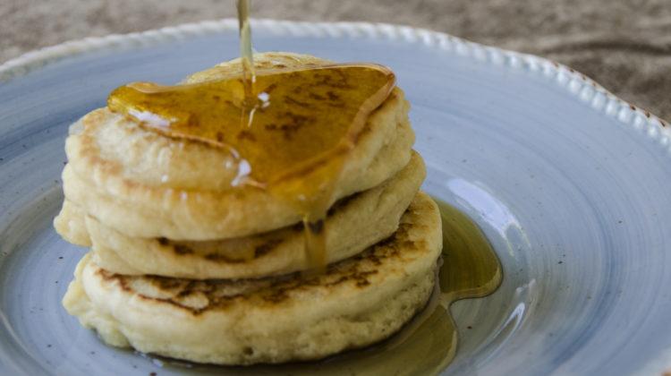 Vegane Pancakes – fluffig und einfach