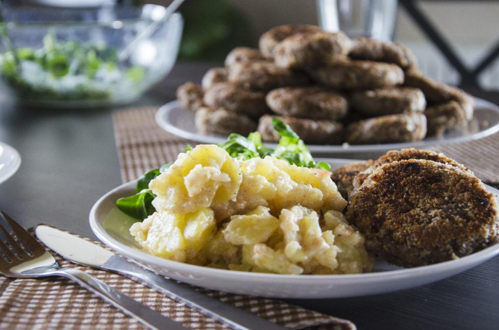 Bouletten, Frikadellen, Fleischüchle - aber vegan!