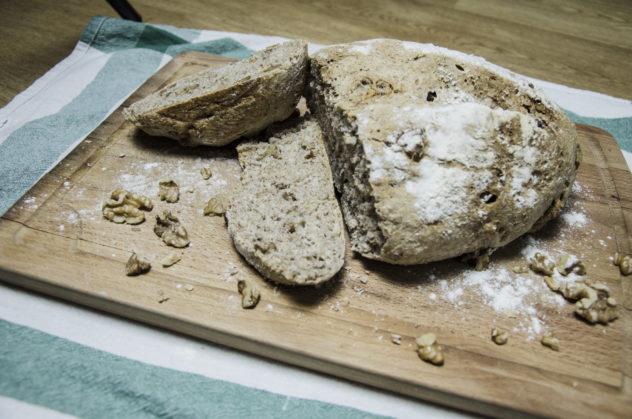 einfaches Brot backen